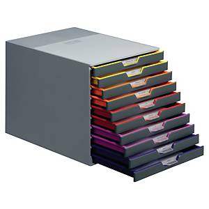 Durable 7605 Varicolor 10-drawer