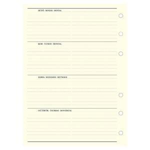 Saturnus Bianco heti tervező L