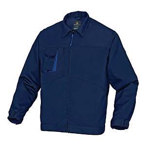 Bluza Delta Plus mach2, Granatowo-niebieska, Rozmiar XL