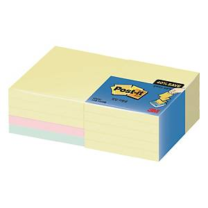 POST IT KR-330 8+2 POPUP NOTE YELLOW+1FREE