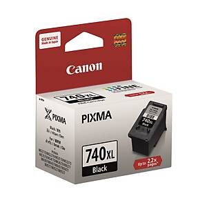 Canon PG-740XL Inkjet Cartridge - Black