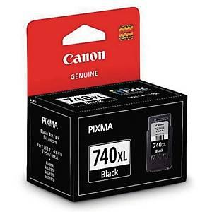 CANON PG-740XL I/JET CART DESKJET BLK
