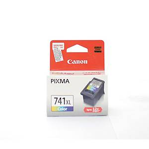 Canon CL-741 XL Inkjet Cartridge - Tri-color