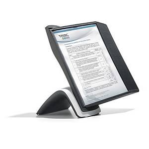 Leggio da tavolo Durable Sherpa Style 10 pannelli  A4 nero