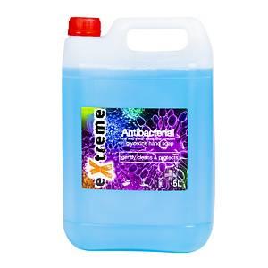 Extreme Professional folyékony szappan glicerinnel, antibakterális, 5000 ml