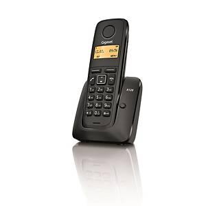 Gigaset A120 vezeték nélküli telefon, fekete