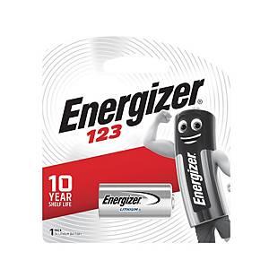 Energizer 123BP-1 Lithium Batteries