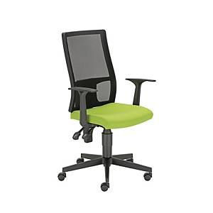 Kancelárska stolička Fillo, zelená