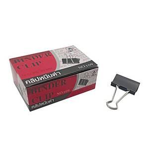 ORCA คลิปหนีบกระดาษ เบอร์109 12 ตัว/ กล่อง
