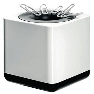 Büroklammernspender HAN 17652 i-Line, schwarz/weiß