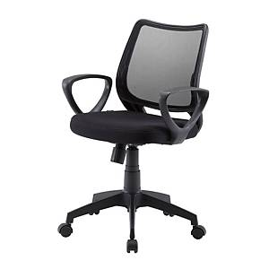 WORKSCAPE RIVA ZR-1003 Office Chair Black