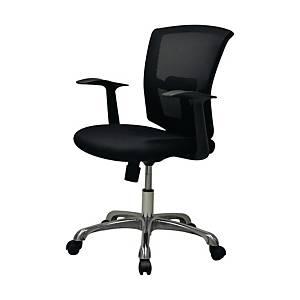ZINGULAR เก้าอี้สำนักงาน รุ่น GRACE สีดำ
