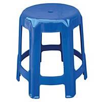 ACURA เก้าอี้จัดเลี้ยง/เก้าอี้พักคอย U-0008 สีน้ำเงิน