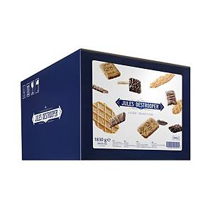 Jules Destrooper, Jules Selection biscuits 6 variaties 6,5 g - pack of 300