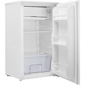 Frigorífico com congelador Tristar - 91 L - branco