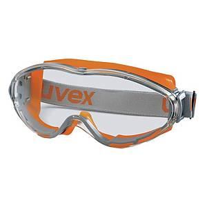 Uvex veiligheidsstofbril ultrasonic 9308240 - transparante lens