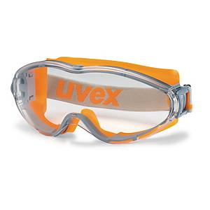 UVEX 9302 ULTRASONIC SAFETY GOGGLE CLR