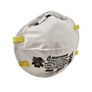3M Particulate Respirator 8210 N95 - Pack of 20