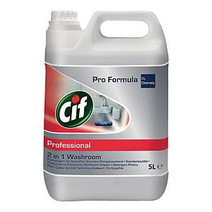 CIF PROFFESIONAL WHASHROOM 2IN1 5L