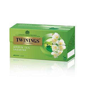 TWININGS Green Jasmine Tea Bags - Box of 25