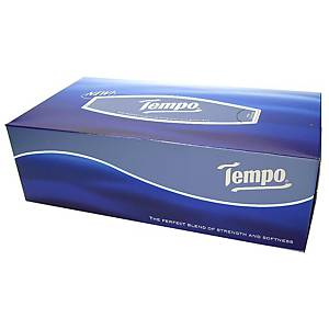 Tempo Facial Box Tissue - Box of 90 Sheets