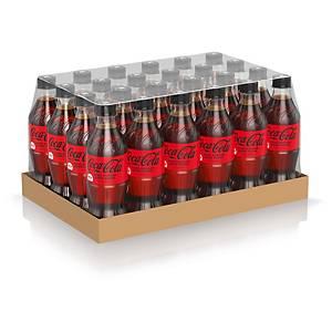 Coca Cola Zéro 45 cl, paq. de 24bouteilles