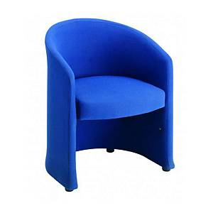 Blue Reception Tub Chair - Delivery only