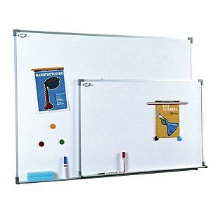 Writebest Non-Magnetic Whiteboard 120cm X180cm