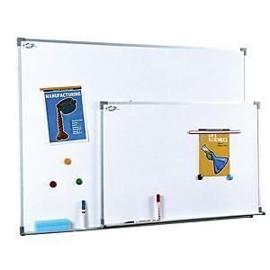 Writebest Magnetic Whiteboard  90cm x 120cm