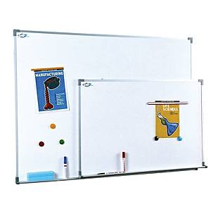 Writebest Magnetic Whiteboard 120cm X 180cm