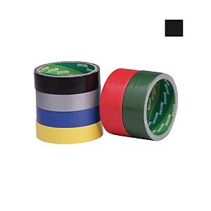Nissho Black Cloth Tape 48mm X 5m