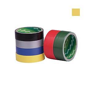 Nissho Yellow Cloth Tape 48mm X 5m