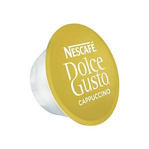 Cappuccino Nescafé Dolce Gusto in capsule - conf. 16