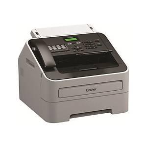 Fax laser Brother 2845 monochrome avec combiné téléphonique