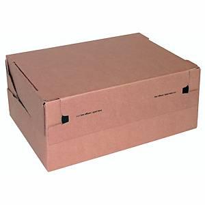 Versandbox Colompac CP069.06, Größe: L, Außenmaße: 336 x 242 x 140mm, br, 10 St