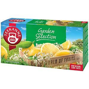 Teekanne Tee Garden selection, 20 Teebeutel à 2,5 g