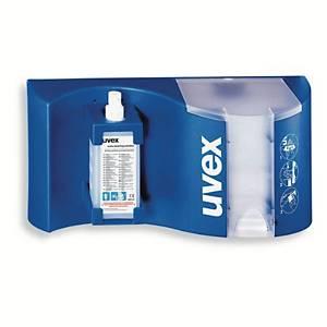 Brillenreinigungsstation uvex 9970.002, blau