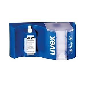 UVEX ชุดอุปกรณ์ทำความสะอาดแว่นตา