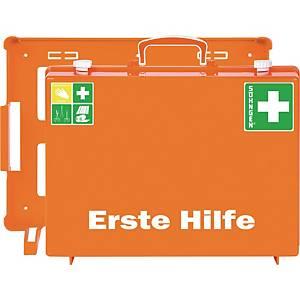 Erste-Hilfe-Koffer Söhngen, mit Füllung, nach DIN 13169, orange