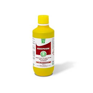 Disinfettante battericida Iodiopharm base iodopovidone 500 ml