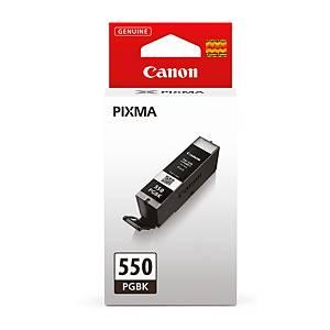 Tintenpatrone Canon 6496B001 - PGI-550PGBK, Reichweite: 300 Seiten, schwarz