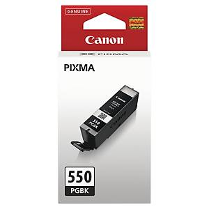Cartouche d encre Canon PGI-550 PGBK - noire