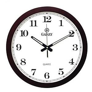 BASIC WOOD CLOCK 32CM