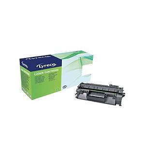 Lyreco HP CF280 Compatible Laser Cartridge - Black