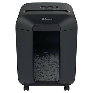 Destructeur Fellowes Powershred® 63Cb - coupe croisée