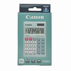 CANON LS-88HI PASTEL GREEN PORTABLE CALCULATOR 8 DIGITS