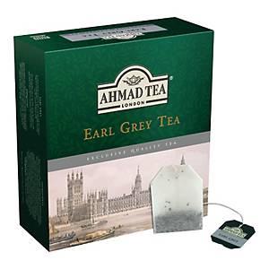 Herbata czarna AHMAD Earl Grey, 100 torebek