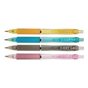 Ołówek automatyczny S5 D.RECT, 0,5 mm*