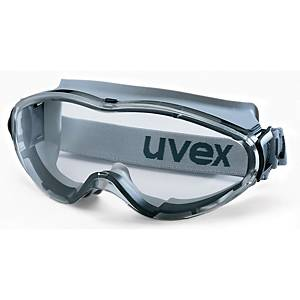 Uvex Ultrasonic Safety Goggles Clear Grey Frame 9302-285