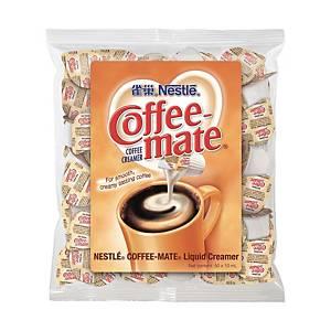 Nestle 雀巢 Coffeemate 咖啡伴侶 (植脂液)10毫升 - 50粒裝